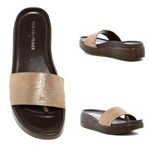 Donald Pliner 'Jucci' sandals, size 8